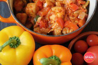 chicken-stew-chilindron