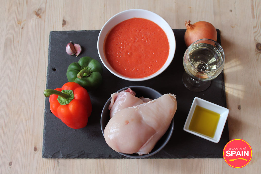 chicken stew chilindron ingredients