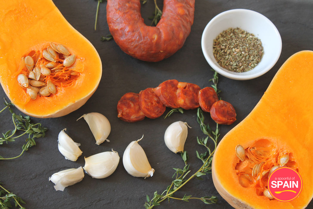 Butternut Squash Mash Ingredients