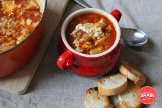 garlick soup